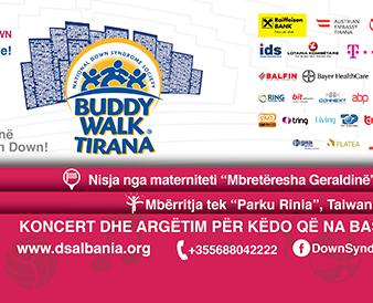 Buddy Walk® Tirana - October